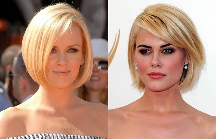 Hairstyle Tips For Round Faces Bob Hairstyles For Round