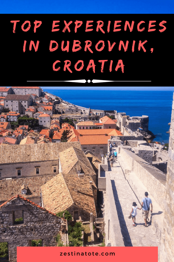Dubrovnik A K A King S Landing Laid Out In All Its Glory Zest In A Tote Croatia Travel Europe Travel Croatia Travel Guide