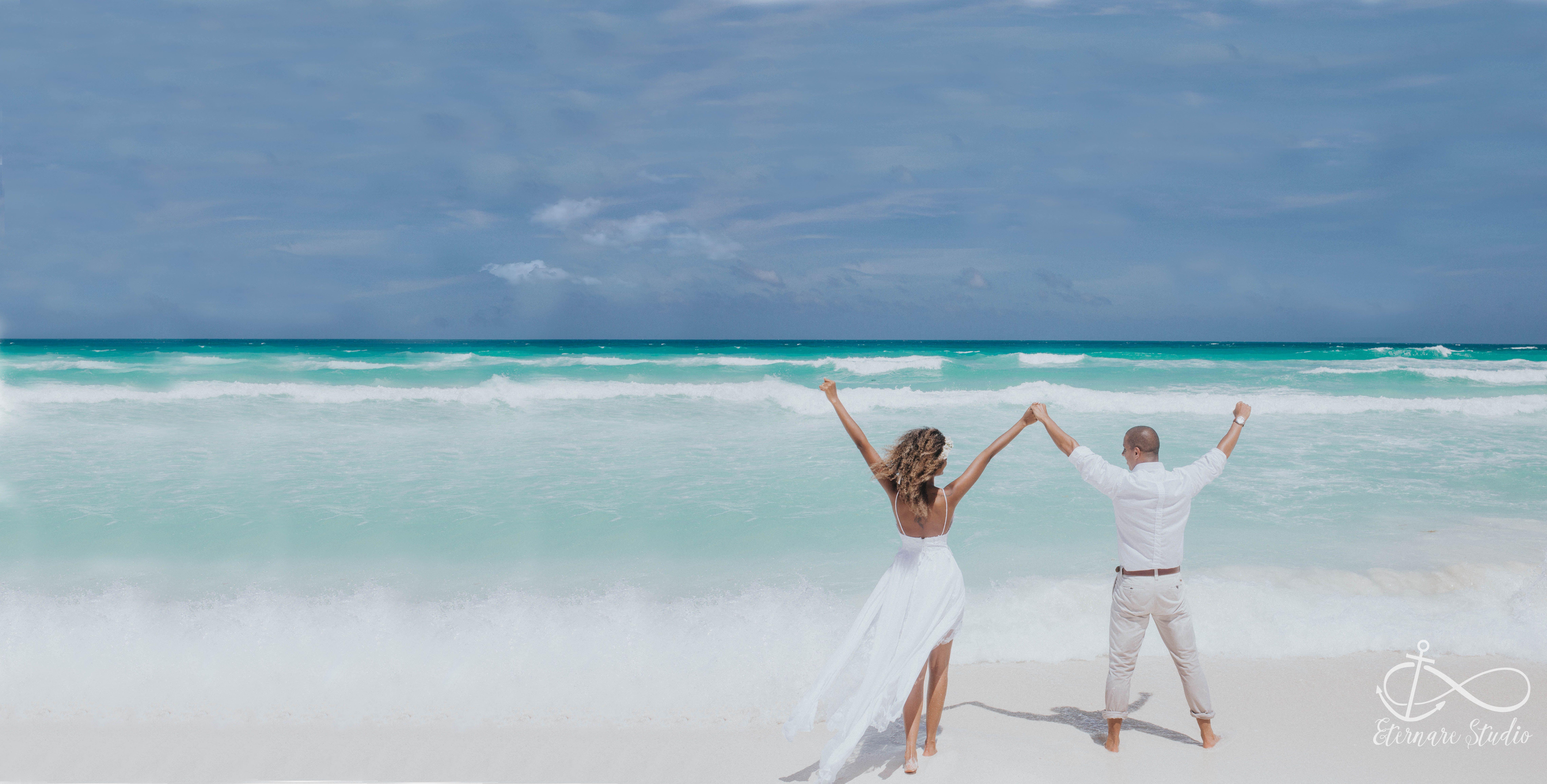 fotografia de casamento, casamento em cancun, destination wedding ...