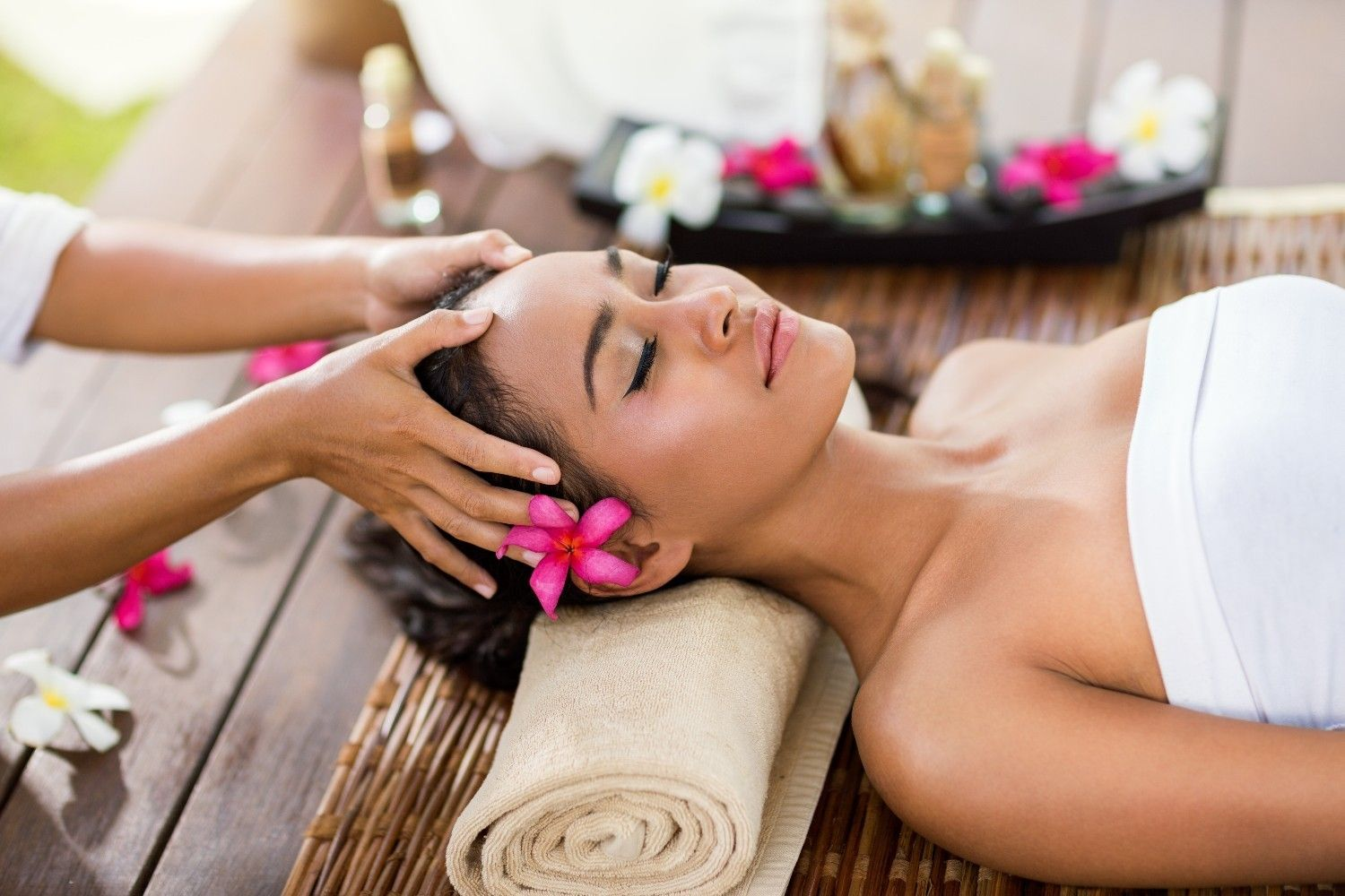 Mocee Day Spa Valentine S Special Packages And Deals Spa Treatments Wedding Beauty Routine Massage