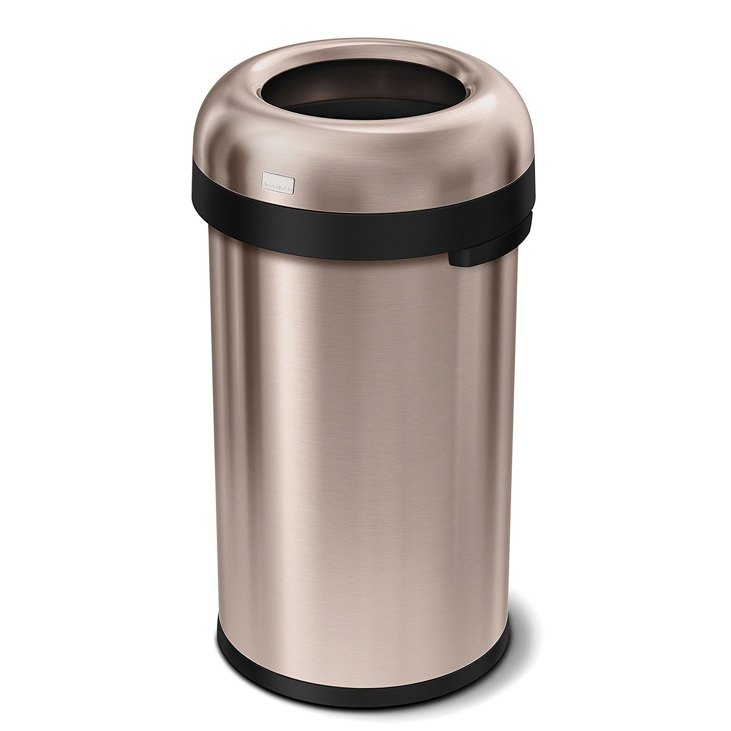 Top 5: Best Tall Kitchen Trash Cans Review In 2017 For The Above Average  Cook Each Kitchen Needs A Proper Trash Can To Dispose Of Waste, Swept Up  Dust Or ...