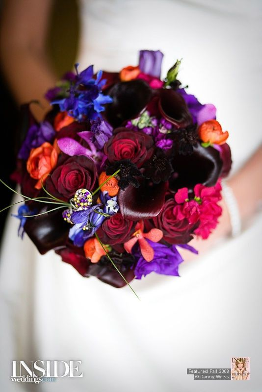 Image result for cosmos flowers purple bouquet | wedding stuff ...