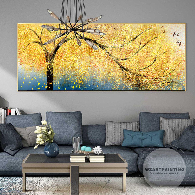 Landscape Print On Canvas