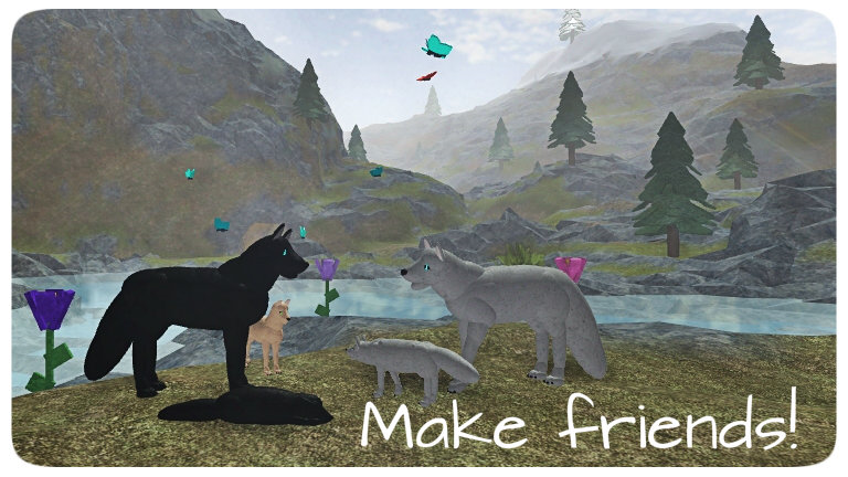 Wolves life ROBLOX Wolf life, Roblox adventures, Wolf
