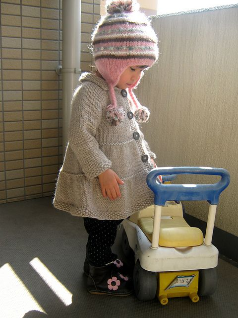 Baby + Toddler Tiered Coat and Jacket pattern by Lisa ...
