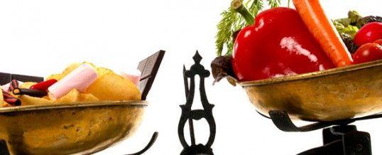 Opta por una alimentación saludable