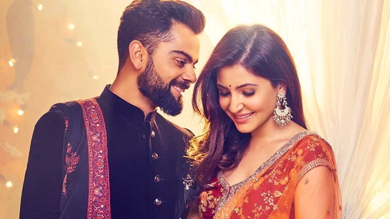 Virat Kohli Wife Is A Well Known Actress Virat And Anushka Marriage Photos With Family His Age Virat And Anushka Virat Kohli And Anushka Virat Kohli Marriage