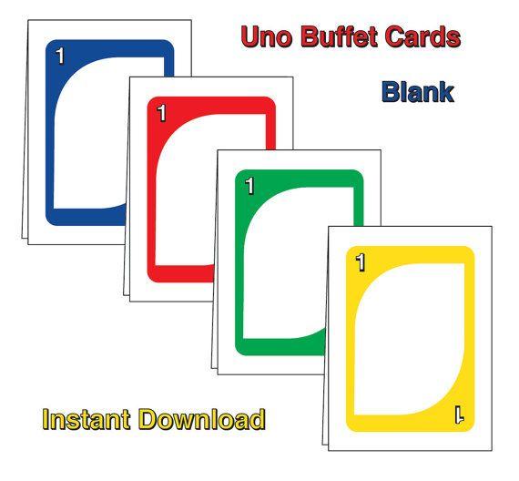 Uno Buffet Cards Uno Cards Create Logo Design Cards