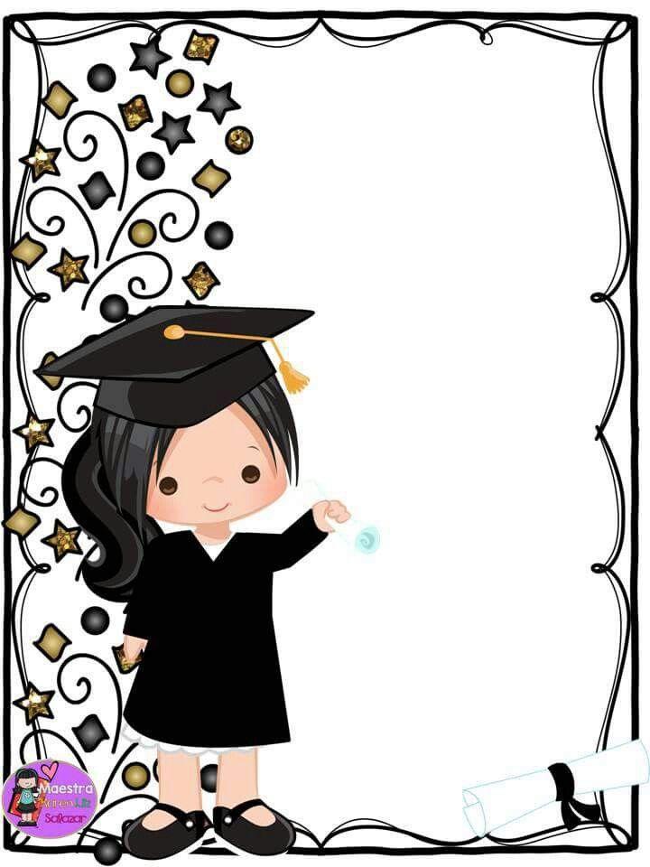 Invitación | Imagenes de niños graduados, Diplomas para niños ...