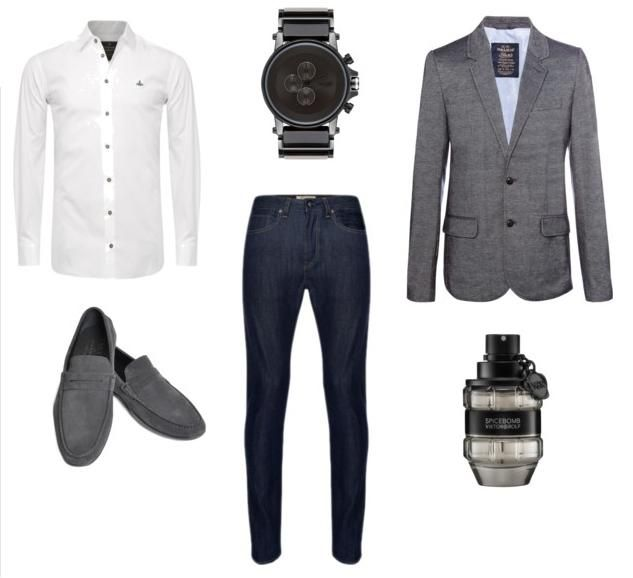 Mens Christmas Party Outfit Ideas Part - 43: Menu0027s Outfit Style For Christmas Party