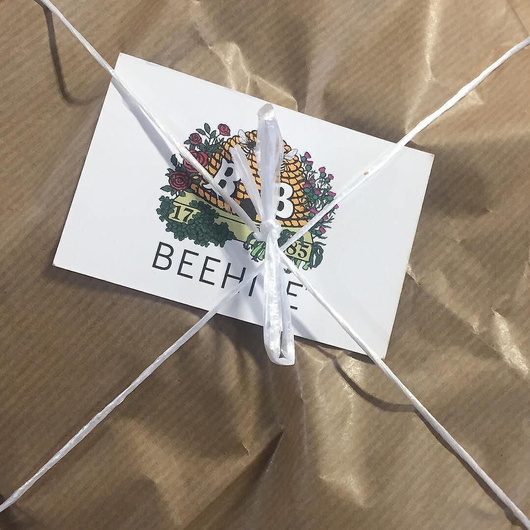 A Few More All Wrapped Up Ready To Go #rediscoverbeehive