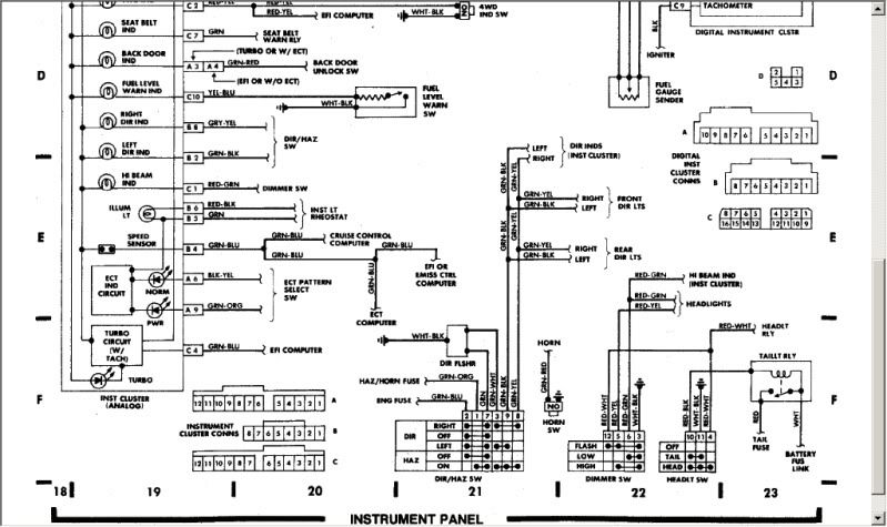 FSM wiring diagram book for a 86  Pirate4x4Com : 4x4 and OffRoad Forum | racing parts