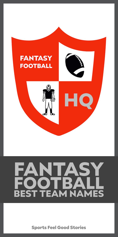 Funny Fantasy Football Team Names 2020 Clever Good And Best In 2020 Football Team Names Team Names Fantasy Football League Names