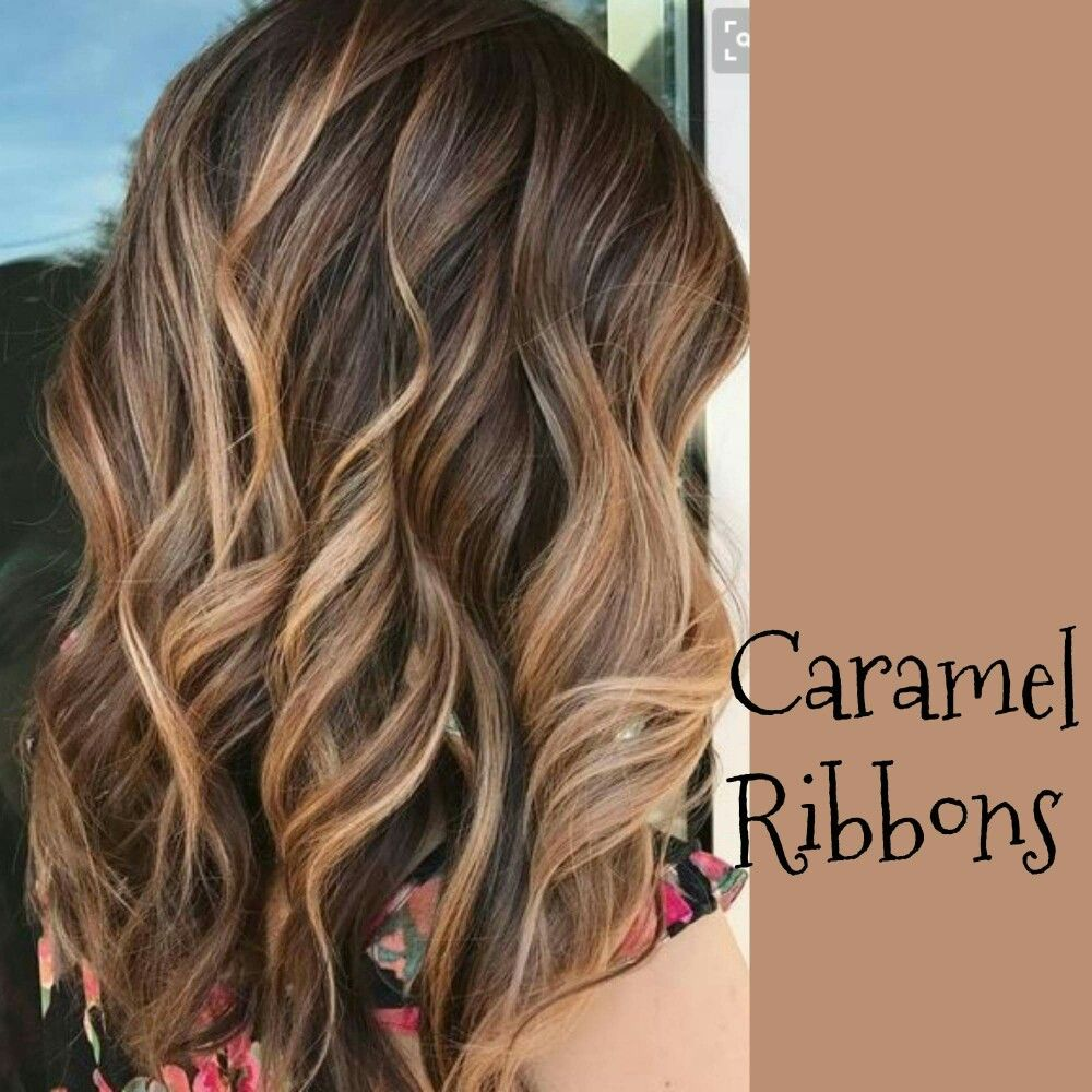 Brown Blonde Hair By Danyelle Cyr On