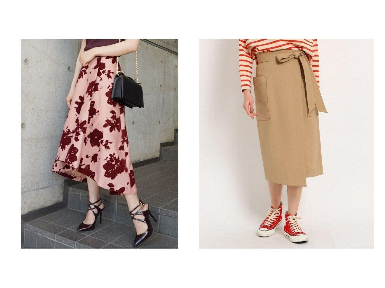 a24d8eddff342 スカートのおすすめ!人気、春夏ファッションの通販  MERCURYDUO マーキュリーデュオ