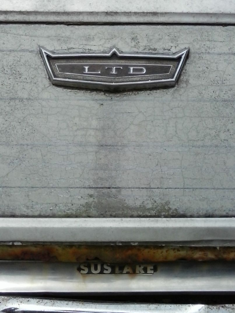 68 Country Squire Detail Sustare Ford Was In Nashville Nc