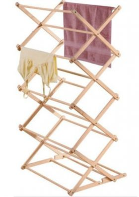 etendoir linge tour en bois etendoirs linge pinterest. Black Bedroom Furniture Sets. Home Design Ideas