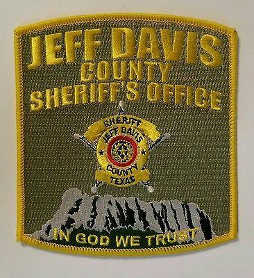 Jeff-Davis-County-Texas-Sheriff-Patch