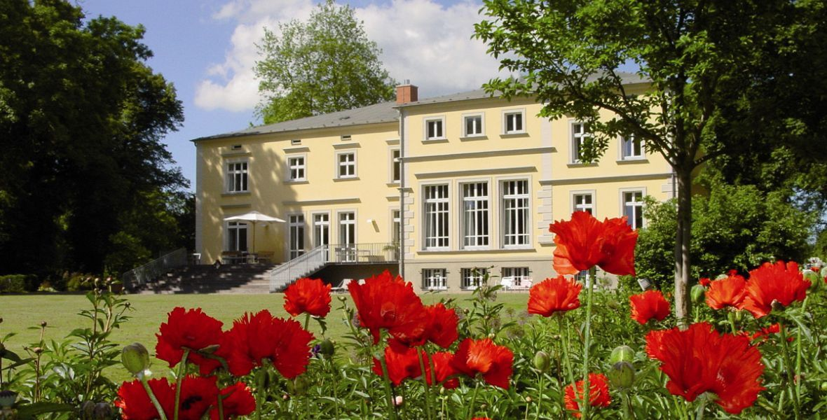 Landsdorf Gutshaus Landsdorf Haus Dorf Architektur