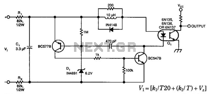 Isolated Voltage Sensor In 2020 Sensor Audio Amplifier Voltage Regulator