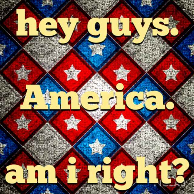 What Do You Think of America?
