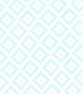 Quilter's Showcase™ Cotton Fabric-Aztec Mint White