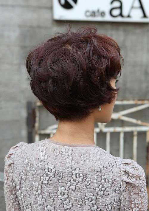 Longer Pixie Back View Rockin Them Coils In 2018 Short Hair