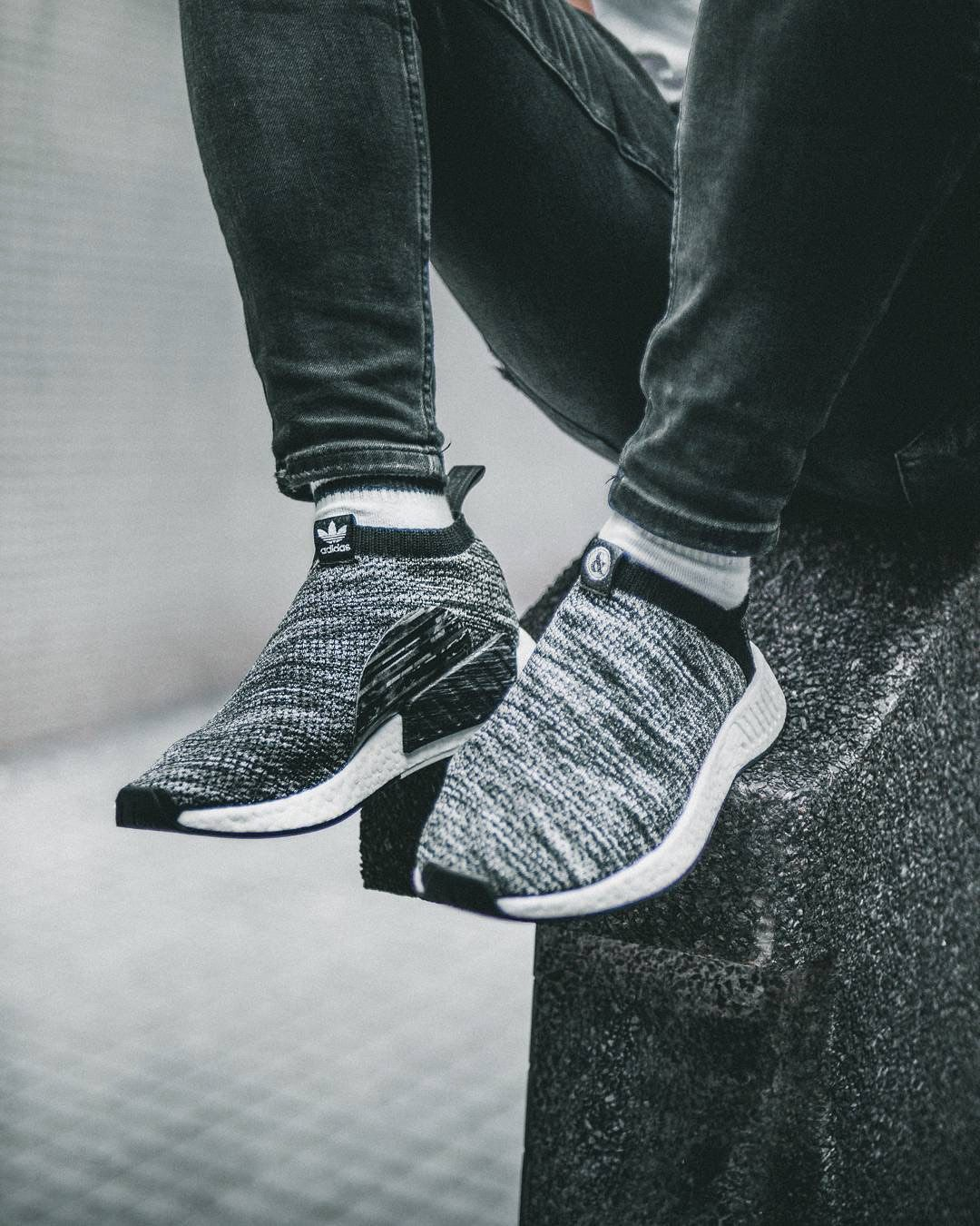 best service 60fba 055a6 Preview: adidas NMD City Sock 2 PK x United Arrows & Sons ...