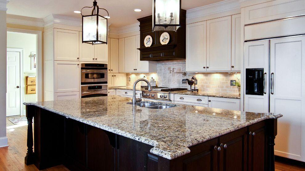 Santa Cecilia Granite Countertops Prefab Granite Countertop Pre Cut Granite Countertops Historystone Granite Countertops Cream Kitchen Cabinets New Veneti