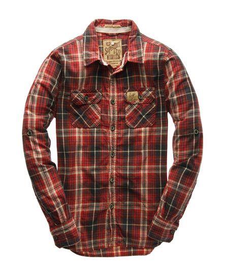 low priced c1b3b 70ec9 love super dry lumberjacks | casual cool man | Twill shirt ...