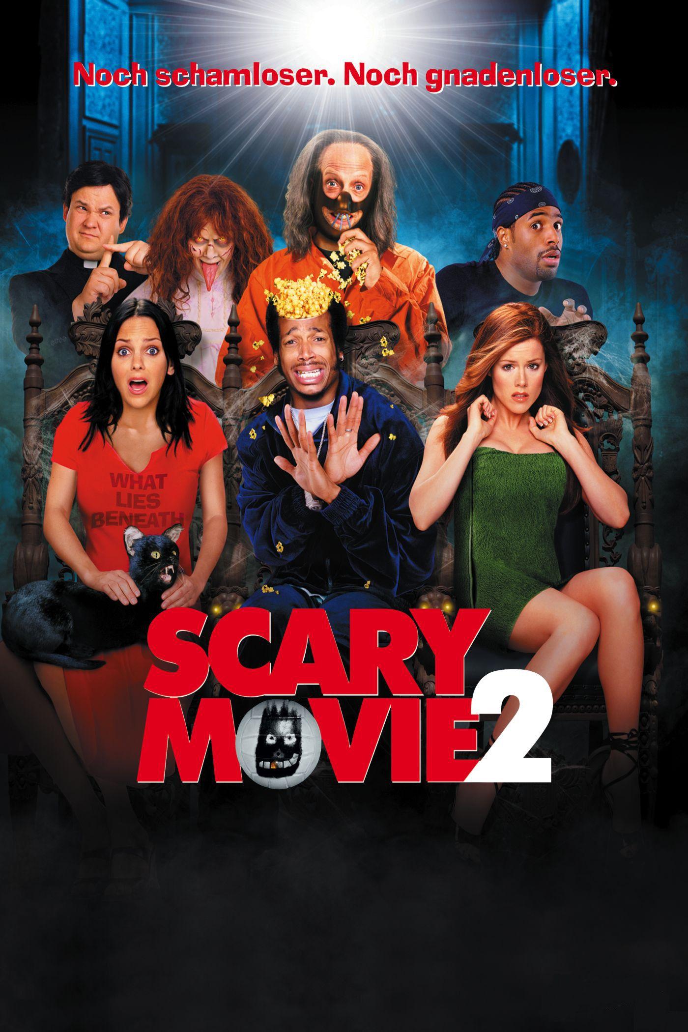 Scary Movie 2 (2001) - Filme Kostenlos Online Anschauen - Scary ...