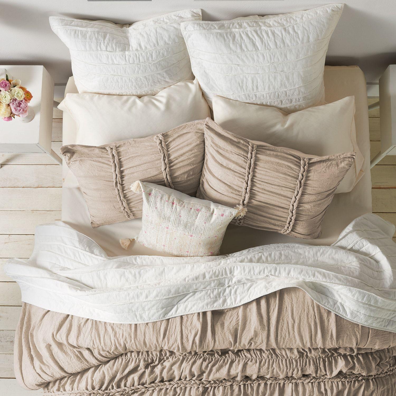 Lc Lauren Conrad Braided Comforter Set Conrad Lauren Lc Set Bed Comforter Sets Bedroom Comforter Sets