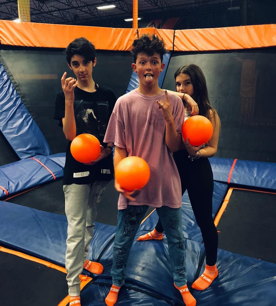 Jacob Sartorius En Instagram Skyzone Came Through With A 30 Day