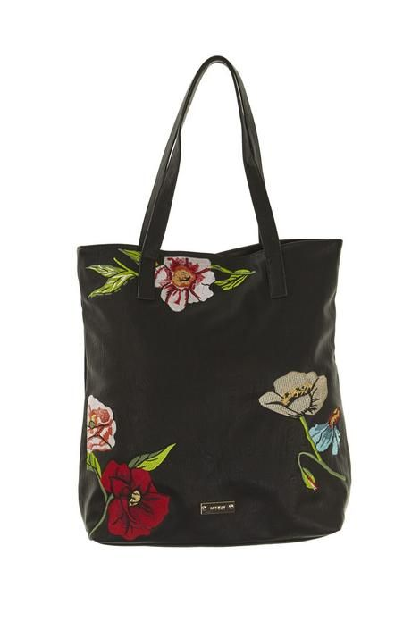 Marikai Embroidered Tote Totes And Pers 3165354