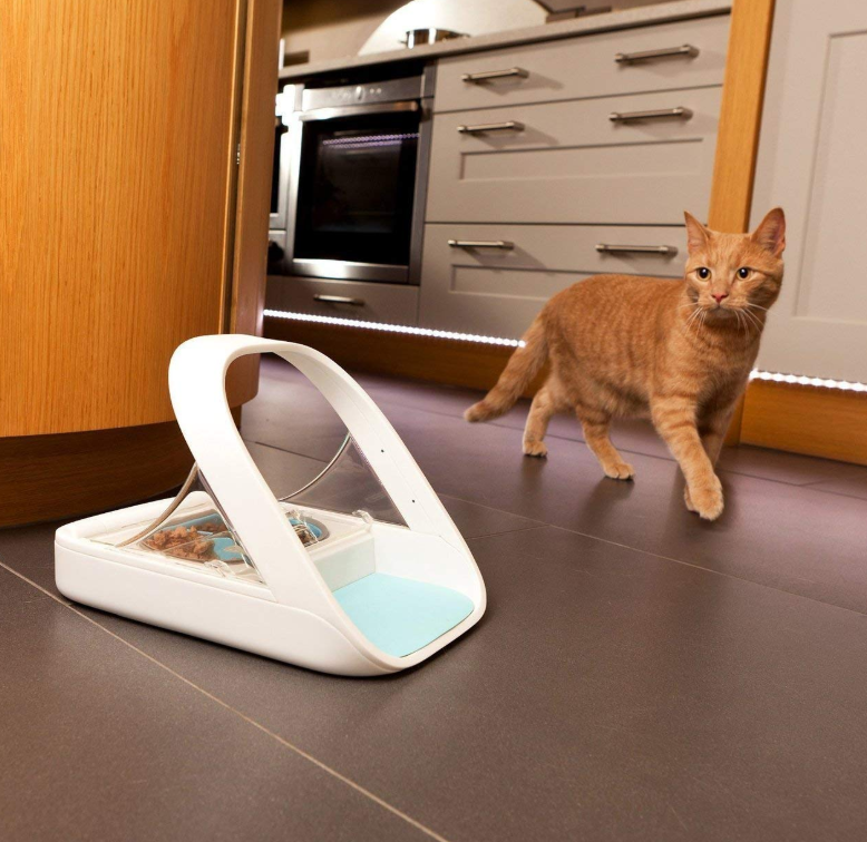 Automatic Pet Feeder SureFeed Microchip Pet Feeder