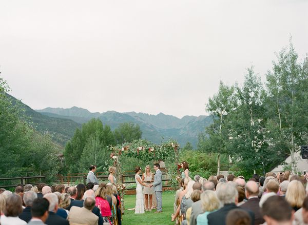 We Love When A Wedding Planner Weds Wedding Vail Colorado Wedding Colorado Wedding Planner