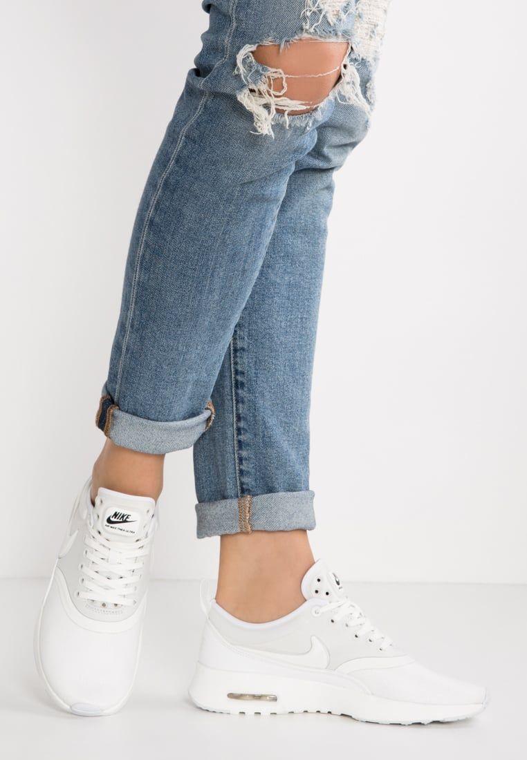 nike sportswear air max thea - baskets basses - white
