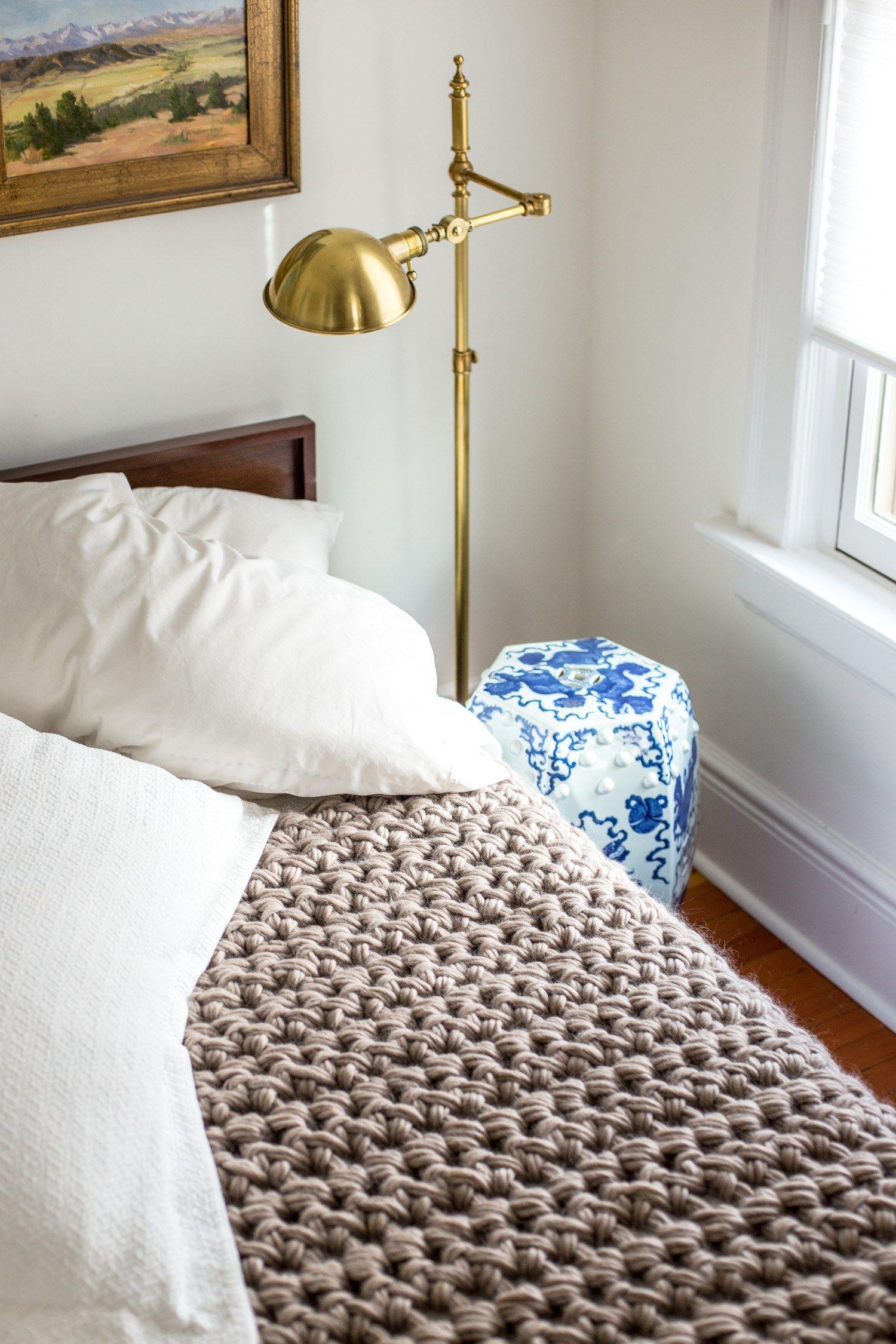 Gorgeous Hand Crochet Blanket in an Hour | Tejido gancho, Cobija y ...