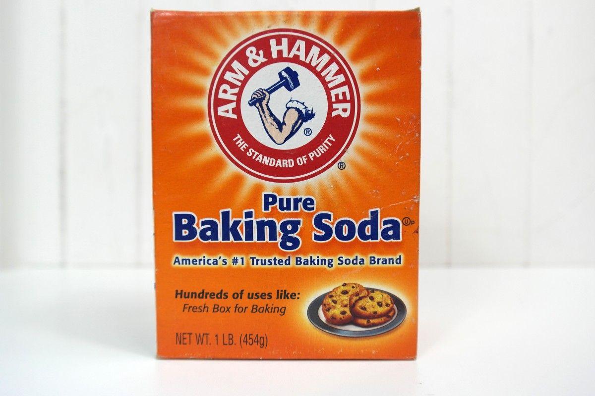 Baking Soda Bakpoeder Bestaat Uit Een Carbonaat En Een Zuur