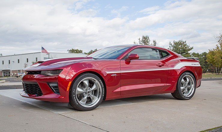 Specialty Vehicle Engineering (SVE) Unveiled Its Latest 2017 Yenko  Supercharged Camaro With An Engine Build U2014 A Limited Edition Of 50
