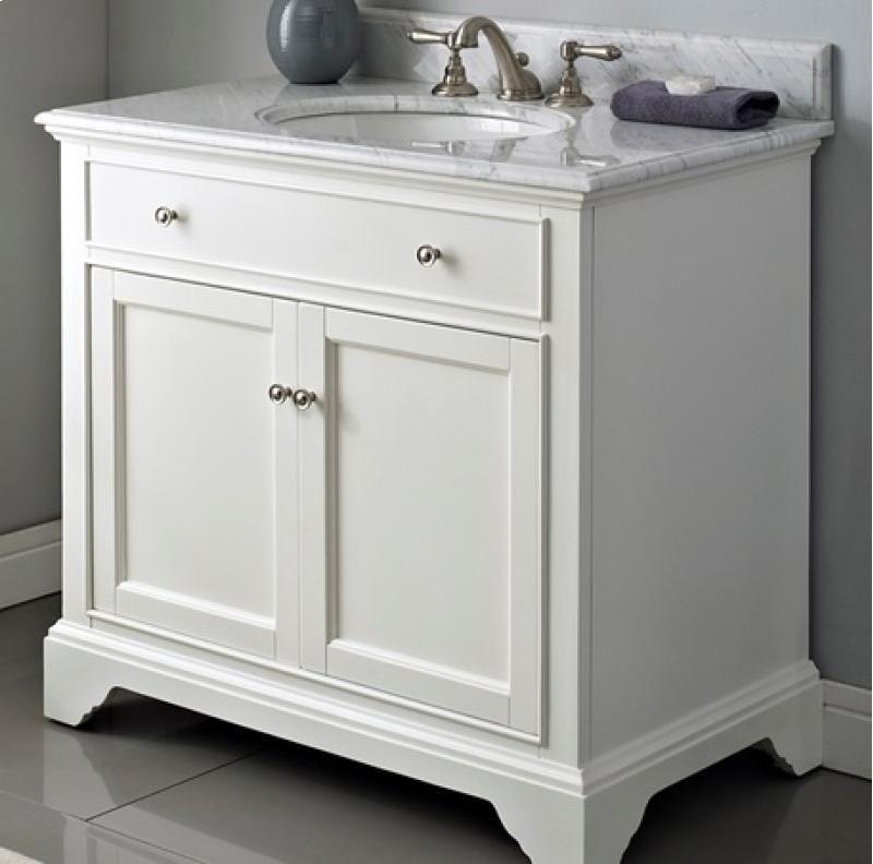 """1502V36Fairmont Designs In Atlanta Ga  Framingham 36"""" Vanity Extraordinary 1940 Bathroom Design Inspiration"""