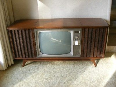 3 We Had An Rca Victor Tv Stereo Turntable Console Ours Looked A