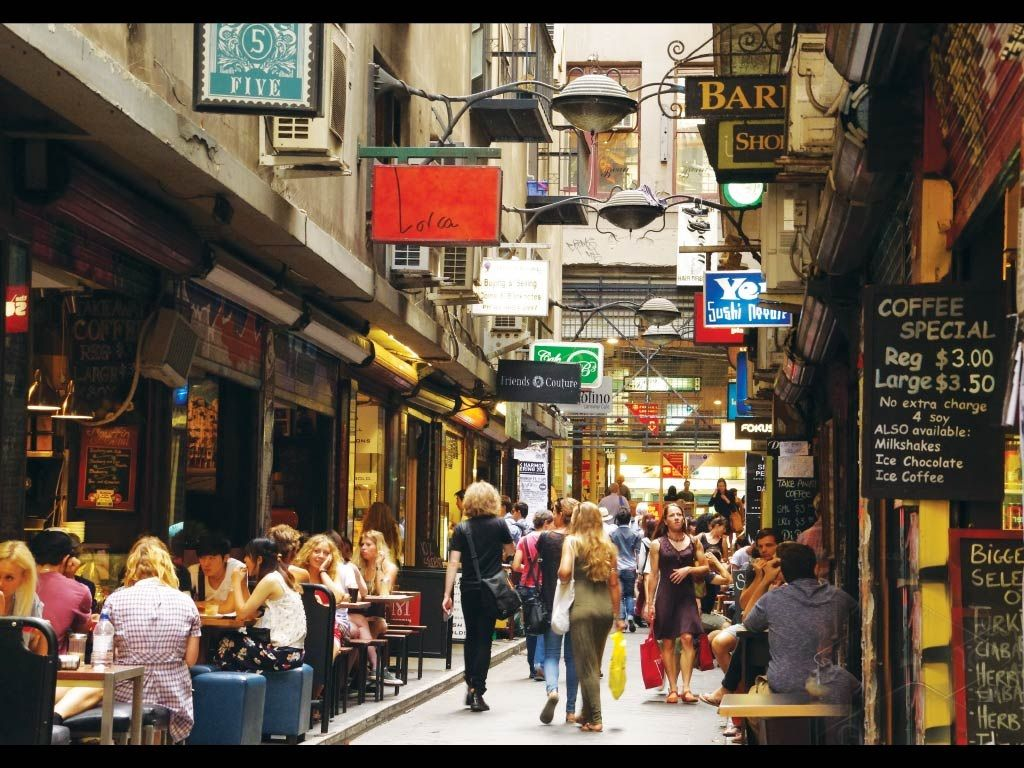 Melbourne is Australia\'s hub of architectural heritage, culture ...