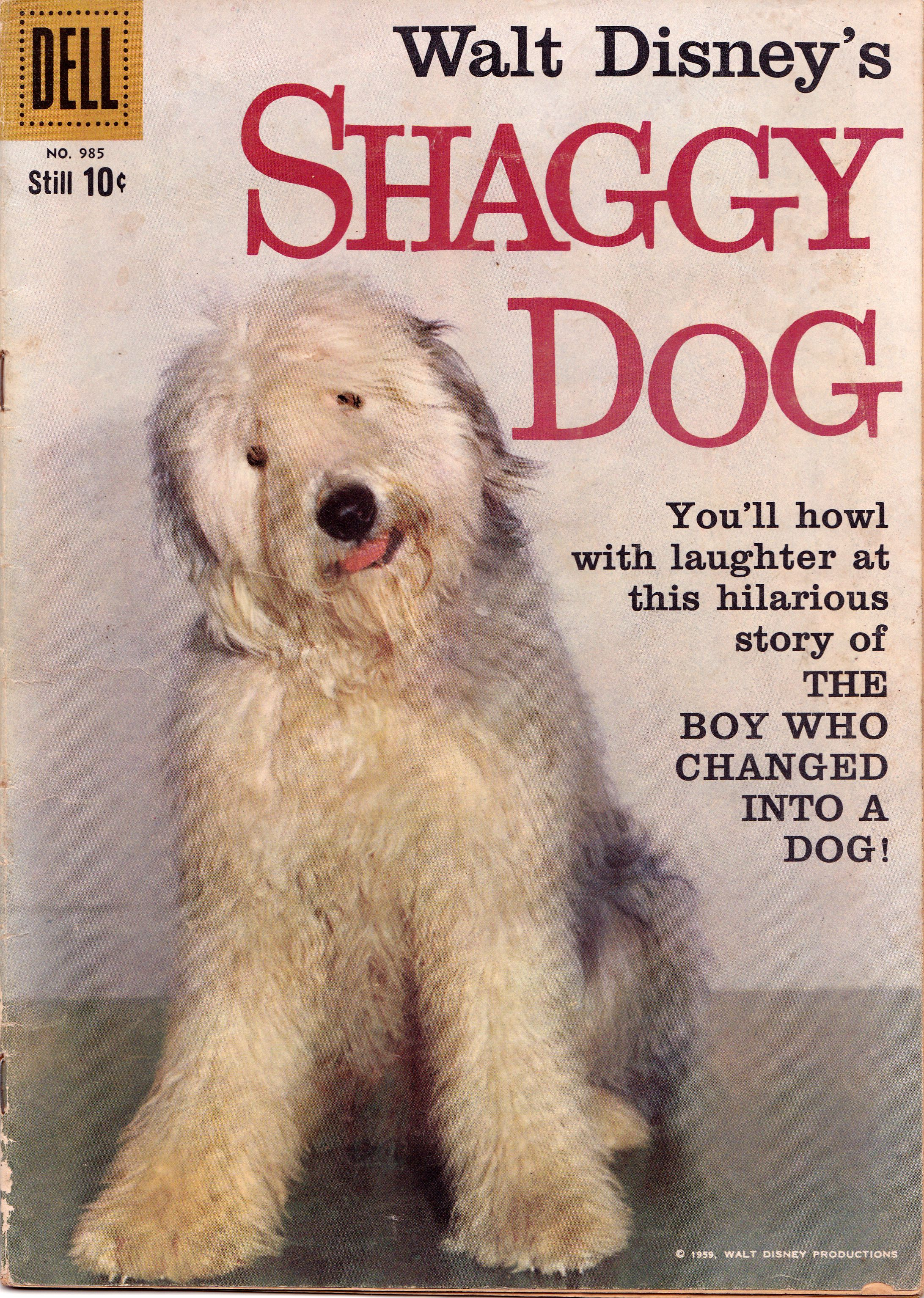 Are Old English Walt Disney S Shaggy Dog 1959 Famous Sheepdogs Pinterest