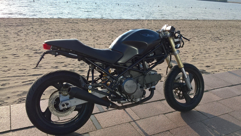 Ducati Monster 600 Cafe Racer Ducati Cafe Racer Ducati Monster