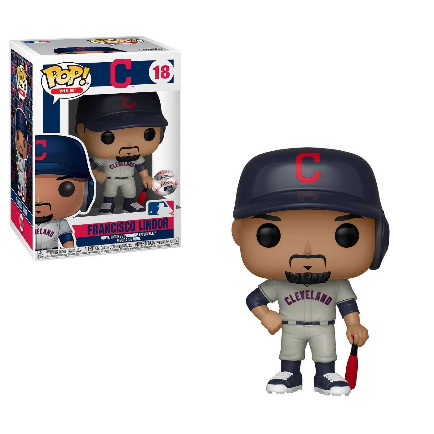 Funko Pop Mlb Cleveland Indians Sponsored Pop Ad Funko Mlb Funko Pop Mookie Betts Pop Figurine