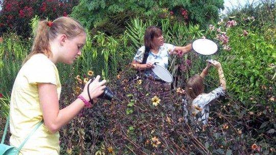 Garden Photography Summer Garden Camp Raleigh, North Carolina  #Kids #Events