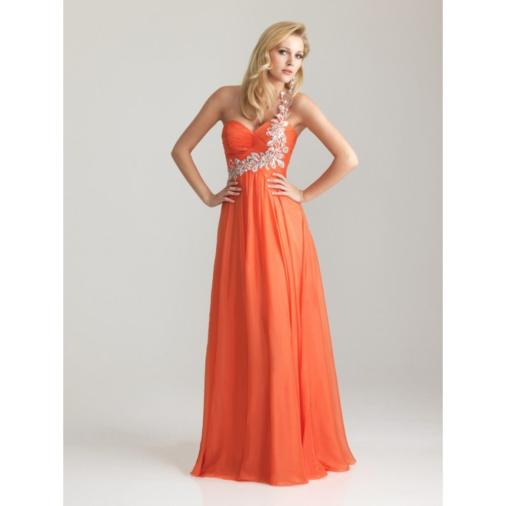 1000  images about Fannasy on Pinterest  Orange orange Prom ...