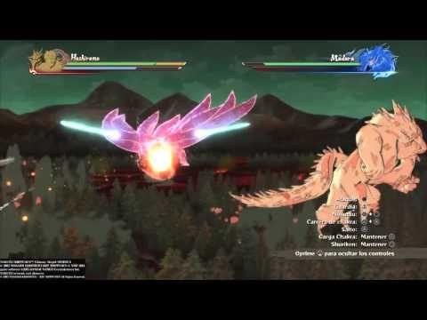 Demo de NARUTO SHIPPUDEN  Ultimate Ninja  STORM 4 - Ps4