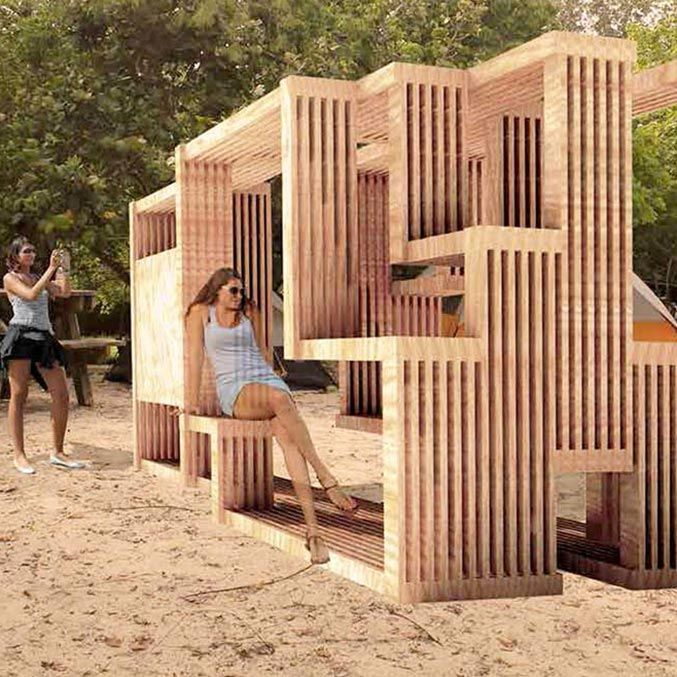 Contemporary Picnic Shelter Google Search: Pavilion Architecture Student - Google Search …